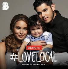 Richard Gutierrez Bench All Stars Vs Love Local The Penshoppe And Bench Ads At A Quick