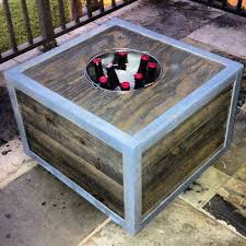 coffee table with cooler 44 best patio cooler images on pinterest pallet wood woodworking