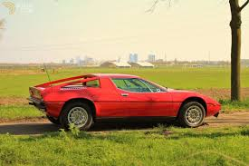 red maserati classic 1974 maserati merak coupe for sale 184 dyler
