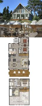 small floor plans cottages uncategorized lake home floor plans within brilliant small cabin
