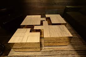 Periodic Table Coffee Table Table Design Puzzle Table Edmonton Table En Puzzle Puzzle End