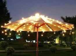 solar powered umbrella lights solar powered patio umbrella lights solar lights for outdoor
