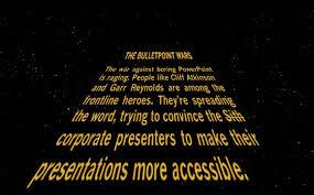 powerpoint template star wars metlic info