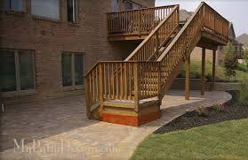 Deck Patio Designs Deck And Patio Design Ideas Beautiful Popular Of Deck Patio