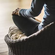 Good Rattan Specification Rattan Meditation Chair Gaiam