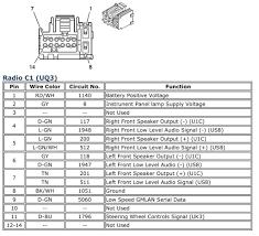 2001 chevy silverado stereo wiring diagram efcaviation com new gm