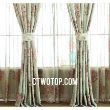 Retro Floral Curtains Vintage Floral Curtains India Vintage Style Floral Shower Curtain