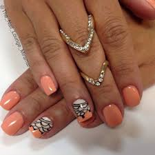 latest gel nail designs