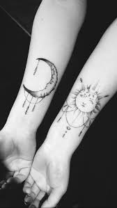 sun and moon moon and