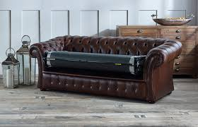 Leather Chesterfield Sofa Bed Gladbury Sofa Bed Chesterfield Company