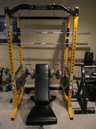 Home Gym Weight Bench Homemade Weight Training Equipment