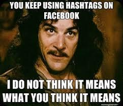 Hashtag Meme - let s all stop overusing hashtags hashtags r fun hashtags r