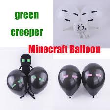 minecraft balloons whosale 1000pcs minecraft balloons animation balloon children