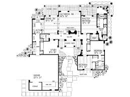 adobe home plans ideas of adobe home plans with courtyard garage