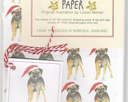border terrier gifts etsy