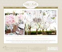 wedding planning websites dallas wedding planner brinkley gets a new website