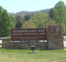 Tennessee national parks images Cumberland gap tn national historical park entrance cumberland jpg
