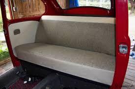 volkswagen van original interior my 1965 1200 a vw beetle restoration classiccult