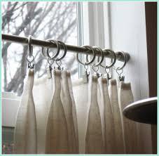 kitchen cafe curtains ideas luxury white linen cafe curtains 2018 curtain ideas