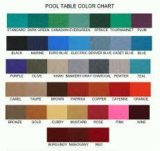 khaki pool table felt w e m distributors services