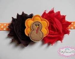 turkey headband turkey headband etsy