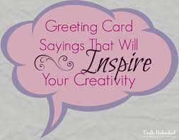 25 unique greeting card sentiments ideas on