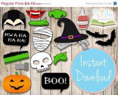 halloween photo booth props printable pdf halloween photo booth free printable props capturing joy kristen
