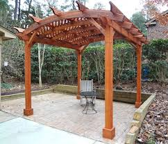 Decorating Pergolas Ideas 104 Best Trellis And Pergola Ideas Images On Pinterest Pergola
