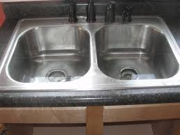 Oval Kitchen Sink Kitchen Sink Won T Drain Free Home Decor Oklahomavstcu Us