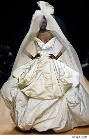 vivienne westwood wedding dresses 2010 vivienne westwood wedding gown skirt and pointy princess