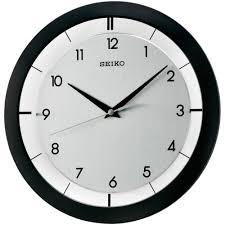 seiko qxa520klh wall clock 11 in hayneedle