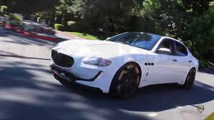 custom maserati sedan maserati quattroporte custom m139 f1 youtube