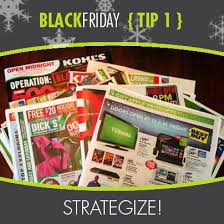 blackfriday tip 1 strategize we re only one week away
