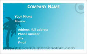 Design A Business Card Free 10 Sample Business Cards Free Sample Example Format