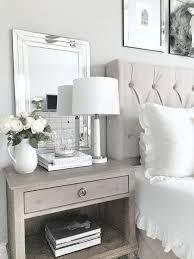 bedroom nightstand ideas nightstand decor ideas best 25 nightstand ideas ideas on pinterest