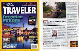 traveler magazine images Southern gumbo trail featured in national geographic traveler jpg