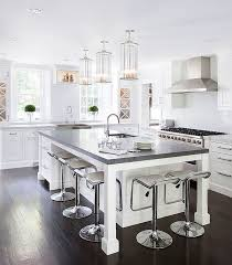 Island Chairs For Kitchen Best 25 Kitchen Island Seating Ideas On Pinterest Contemporary
