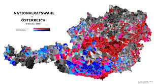 2004 Presidential Election Map by Austrian Election Maps