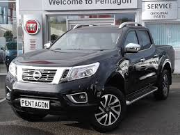 nissan navara 2008 interior used nissan navara black for sale motors co uk