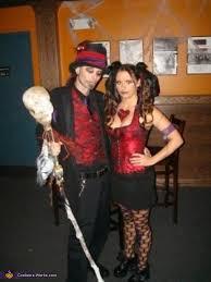 Voodoo Queen Halloween Costume Witch Doctor Voodoo Doll Couple Costume Witch Doctor Voodoo