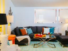blue and gray sofa pillows photo page hgtv