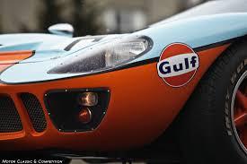 gulf gt40 1966 ford gt40 cav gulf