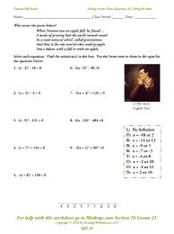 converting quadratic equations from standard to vertex form