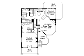 House Plans With Vaulted Great Room by Cape Cod House Plans Cedar Hill 30 895 Associated Designs