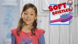 colgate commercial actress colgate kids presents no more nasties with jenna ortega golden boy