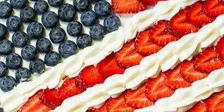 Flag Cakes Stars And Stripes Cake U2013 Lam Sweets And Treats