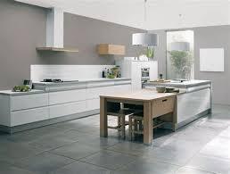 cuisine design blanche table de cuisine blanche rutistica home solutions