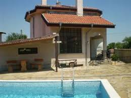 for sale fully furnished two storey house with pool and garage in