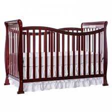 Convertible Crib Mattress Size Violet 7 In 1 Convertible Style Crib On Me