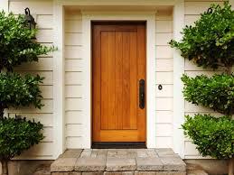 Oak Exterior Doors Solid Material Wooden Front Doors Home Design Ideas